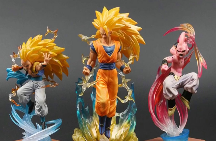 figura pvc dragon ball